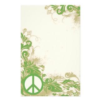 Paz en la naturaleza Staionary Papeleria De Diseño