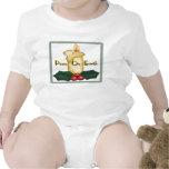 Paz en la ropa del bebé de la tierra traje de bebé