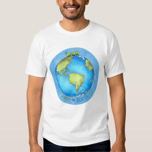 Paz en la tierra - Día de la Tierra Poleras