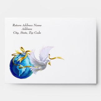 Paz en la tierra. Navidad y los sobres del Año
