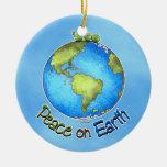 Paz en la tierra - ornamento adornos