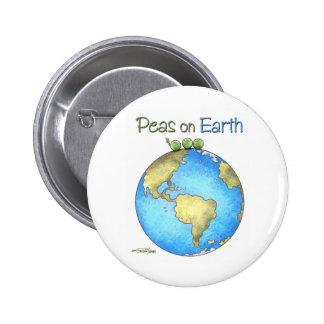 Paz en la tierra pins