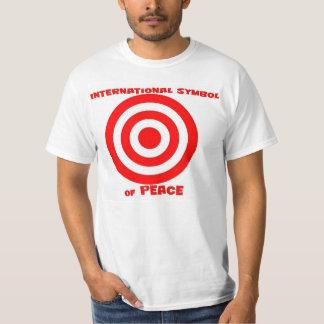 Paz en la tierra playeras