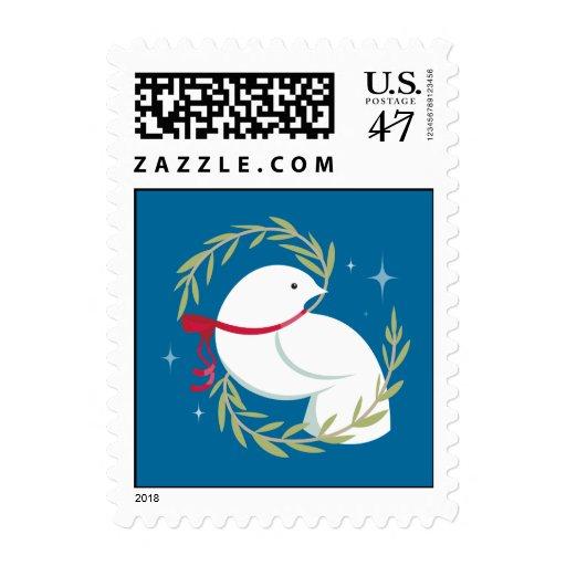 Paz en la tierra sellos postales