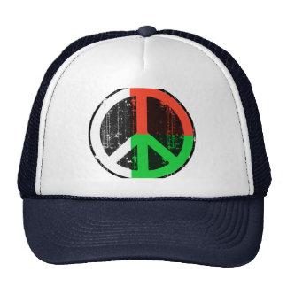 Paz en Madagascar Gorras