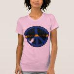 Paz en Nauru Camiseta