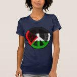 Paz en Palestina Camiseta
