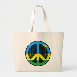 Paz en Rwanda Bolsa