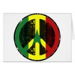 Paz en Senegal Felicitación