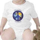 Paz en Special de la partera de la tierra… Camiseta