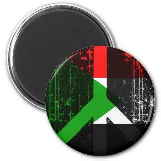 Paz en Sudán Imán Para Frigorífico