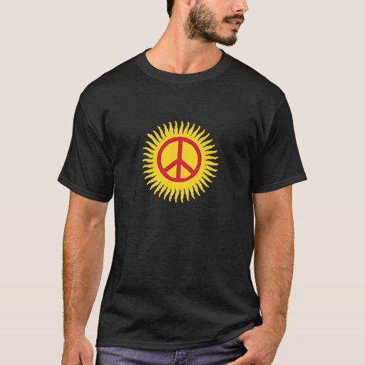 Paz en Sun Playera