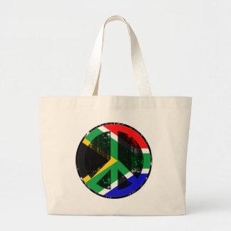 Paz en Suráfrica Bolsa De Mano
