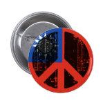 Paz en Taiwán Pins