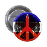 Paz en Yugoslavia Pin