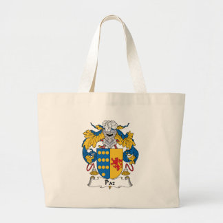 Paz Family Crest Bag