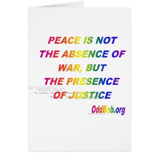 Paz Felicitacion