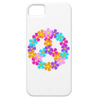 PAZ FLORAL iPhone 5 Case-Mate FUNDA