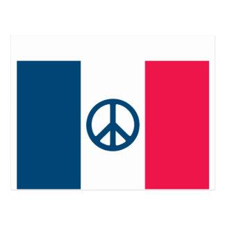 Paz francesa postal