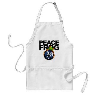 Paz, Frog-2 Delantales