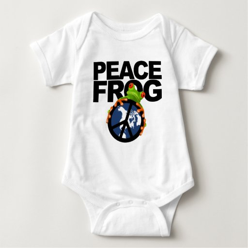 Paz Frog-2 Polera