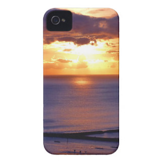 Paz hawaiana iPhone 4 cárcasa