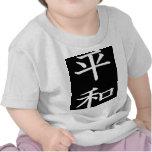 "Paz ""Heiwa "" Camiseta"