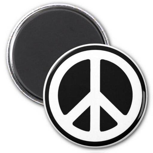 Paz Imán Para Frigorífico