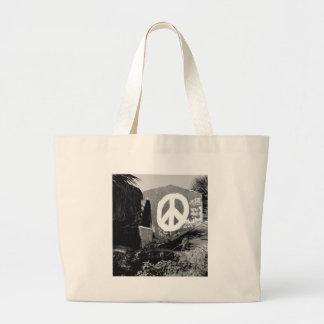 paz impresionante de la pintada bolsas