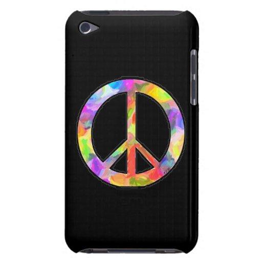 Paz ingeniosa carcasa para iPod