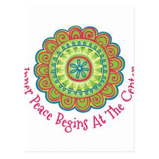 Paz interna tarjetas postales