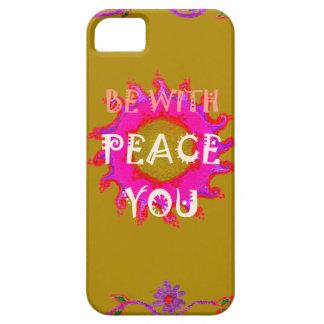 Paz iPhone 5 Funda