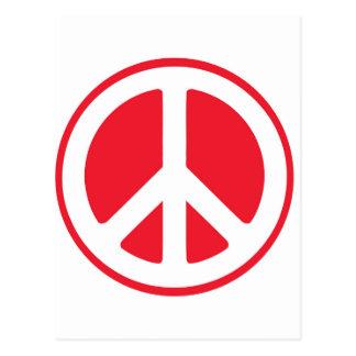 Paz japonesa postal
