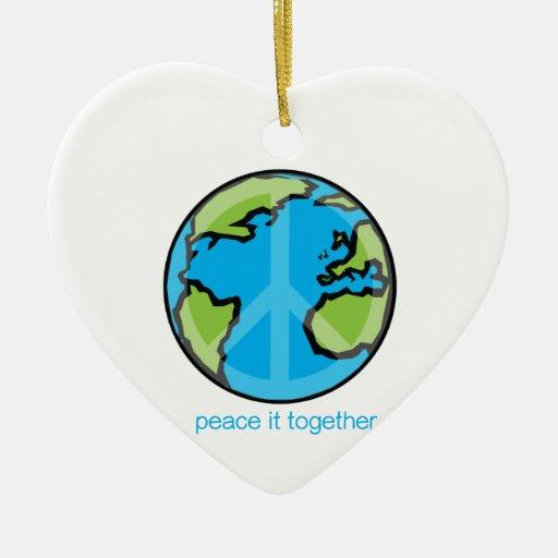 Paz junto modifica el producto para requisitos ornatos