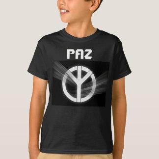 PAZ kids shirt