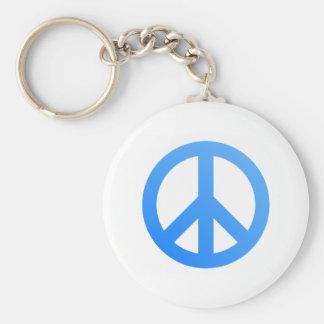 ¡Paz! Llavero Personalizado