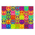 Paz multicolora