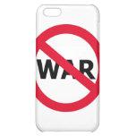 Paz ninguna guerra