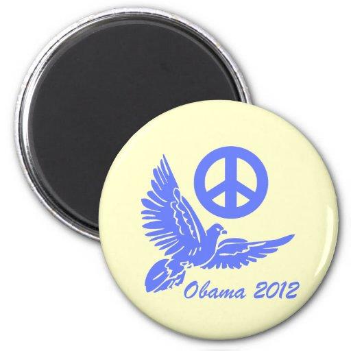 paz Obama 2012 Iman De Frigorífico