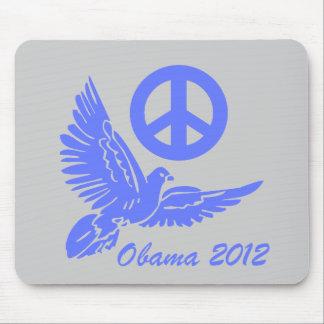 paz Obama 2012 Tapetes De Ratón