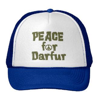 Paz para Darfur 1 Gorro