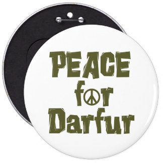 Paz para Darfur 1 Pins