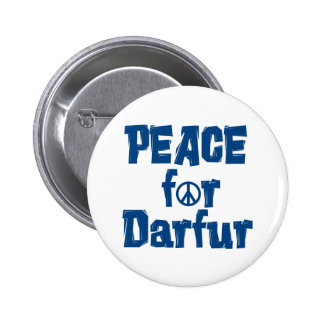 Paz para Darfur 2 Pin