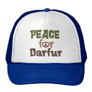 Paz para Darfur 3 Gorro
