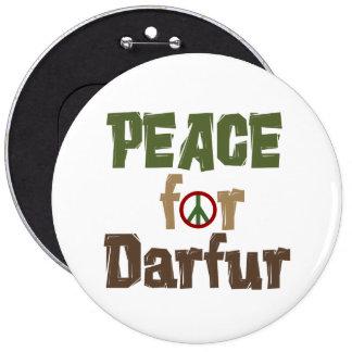 Paz para Darfur 3 Pin