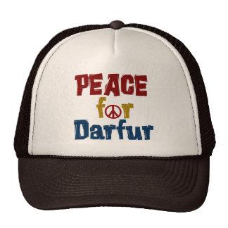 Paz para Darfur 5 Gorros