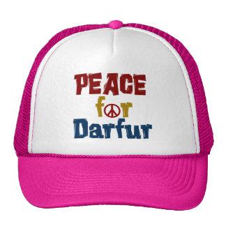 Paz para Darfur 5 Gorra