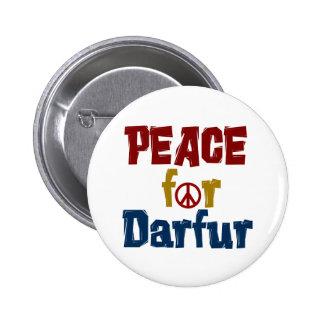 Paz para Darfur 5 Pin