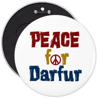 Paz para Darfur 5 Pins