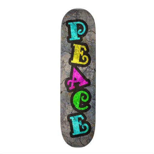 Paz Patín Personalizado